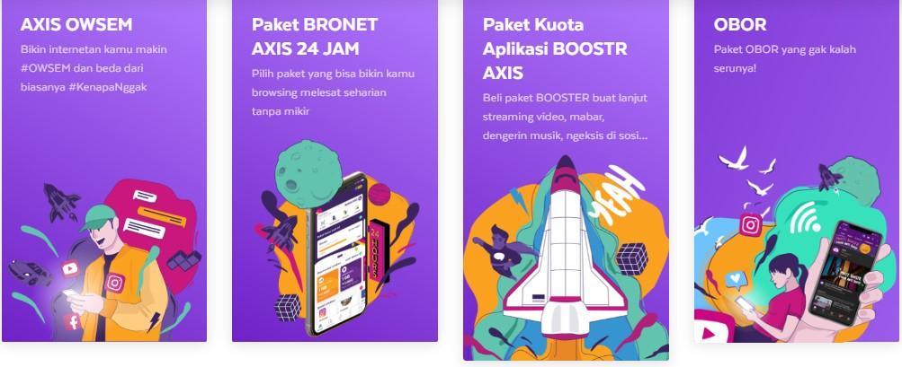 Pilih Kuota Internet Pilihan Kamu dalam Paket BRONET 24 JAM